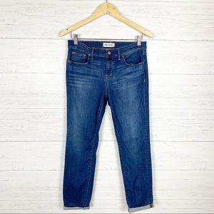 Madewell • Skinny Crop Jeans